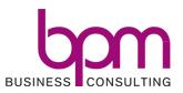 bpm business consulting logo